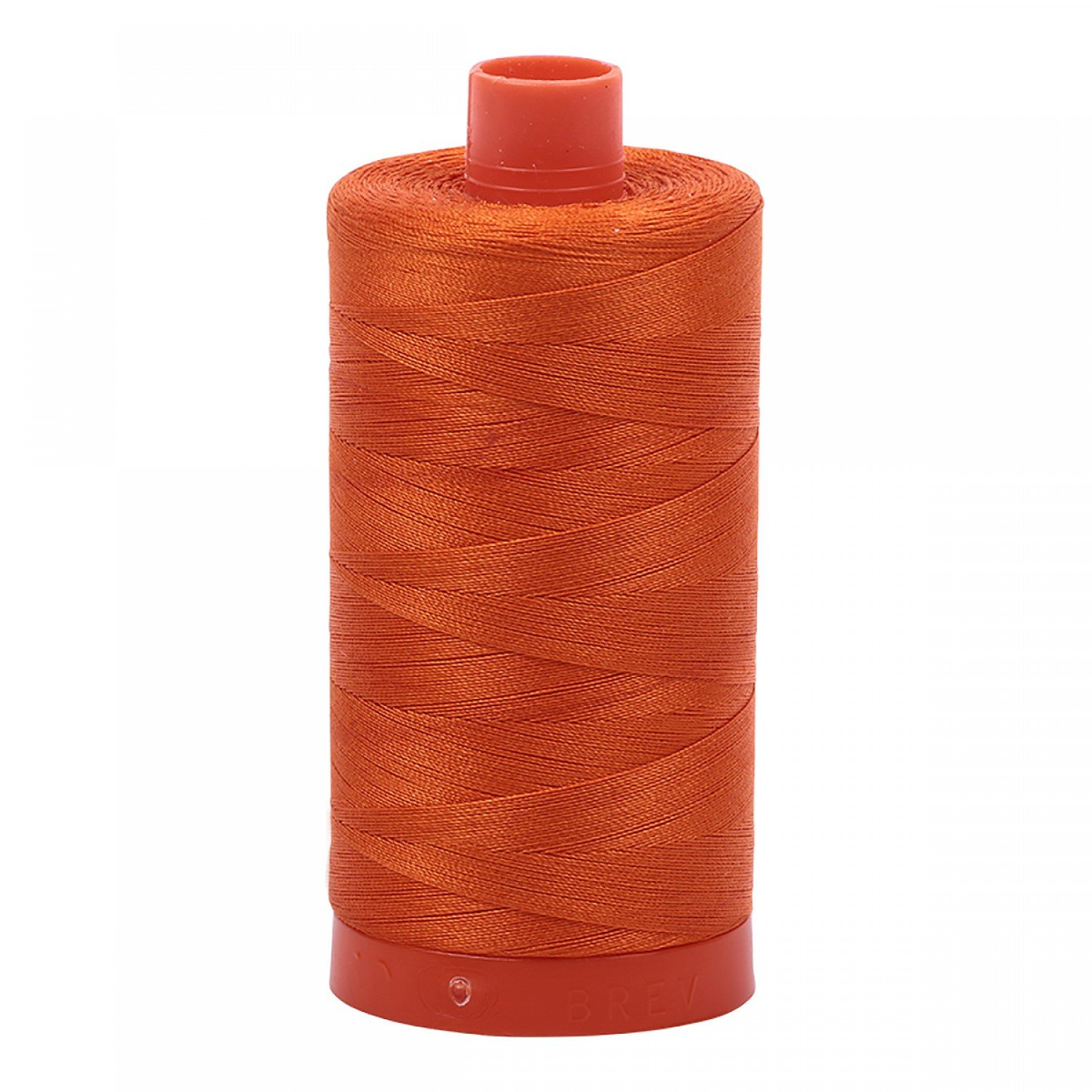 Aurifil Mako Cotton Thread 50 wt 1422 yds 2235 Orange