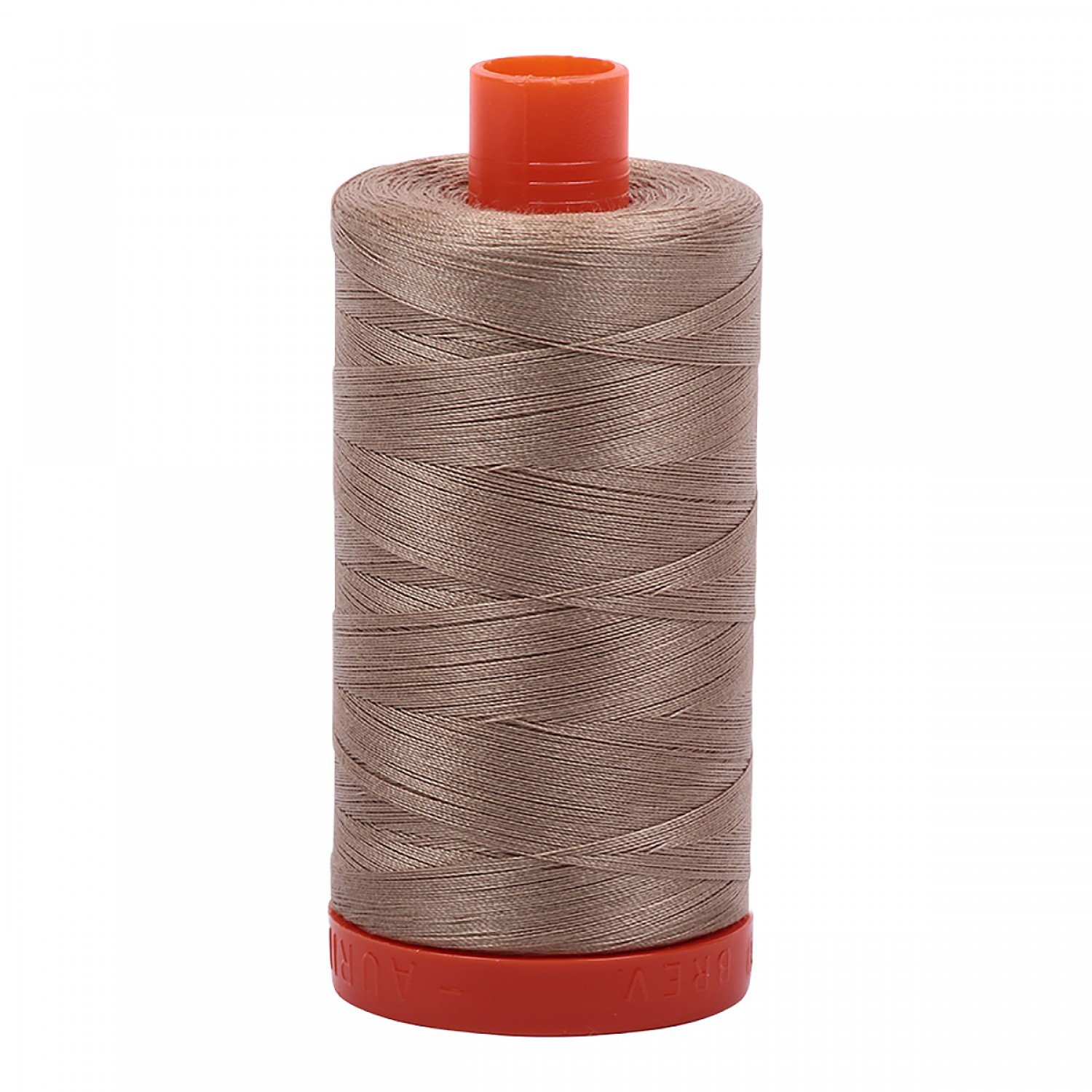Aurifil Mako Cotton Thread 50 wt 1422 yds 2325 Linen
