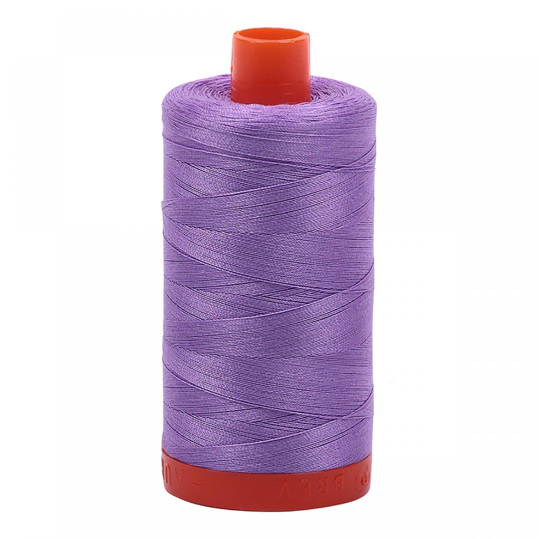 Aurifil Mako Cotton Thread 50 wt 1422 yds 2520 Violet