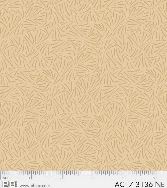 Apple Cider 17 AC17 3136-NE Fans P & B Textiles