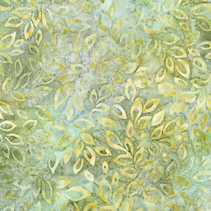 Batik Terrace 3 AMD-17799-270 MEADOW from Kaufman Fabrics