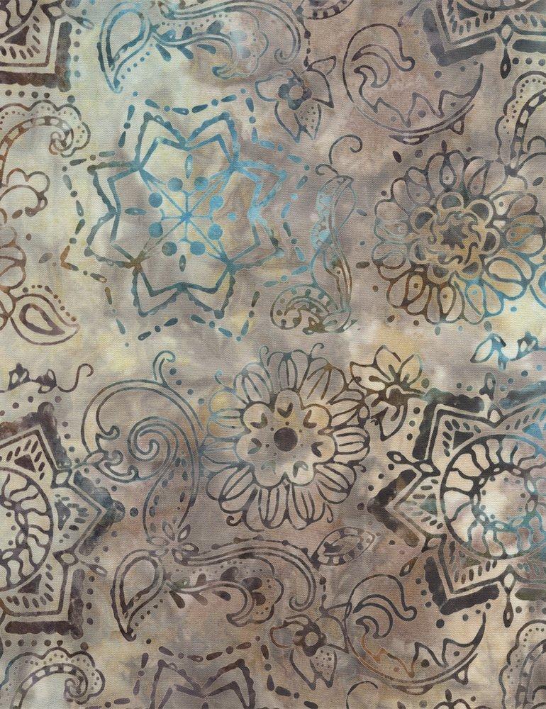 Tonga Batik B4176 Mineral Timeless Treasures