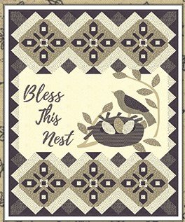 Bless This Nest Quilt Kit
