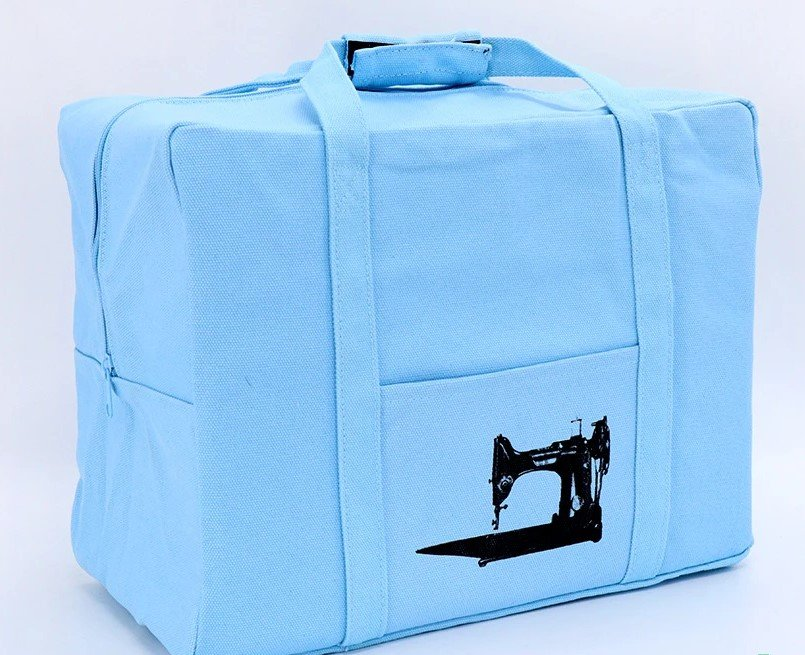Tote for Featherweight Case or Tools & Accessories Lt Blue