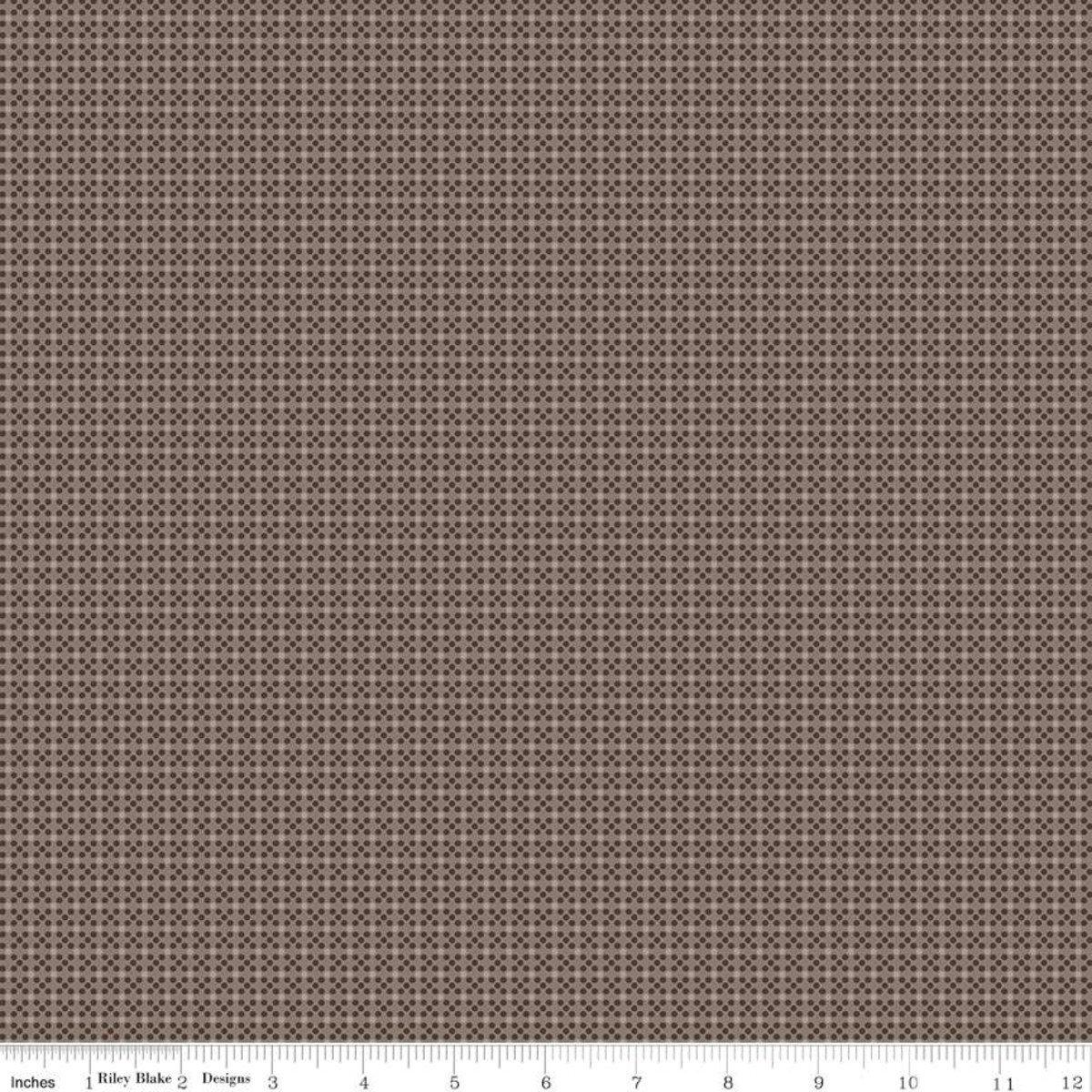 Prim C9696 Dot Pebble by Lori Holt for Riley Blake Designs