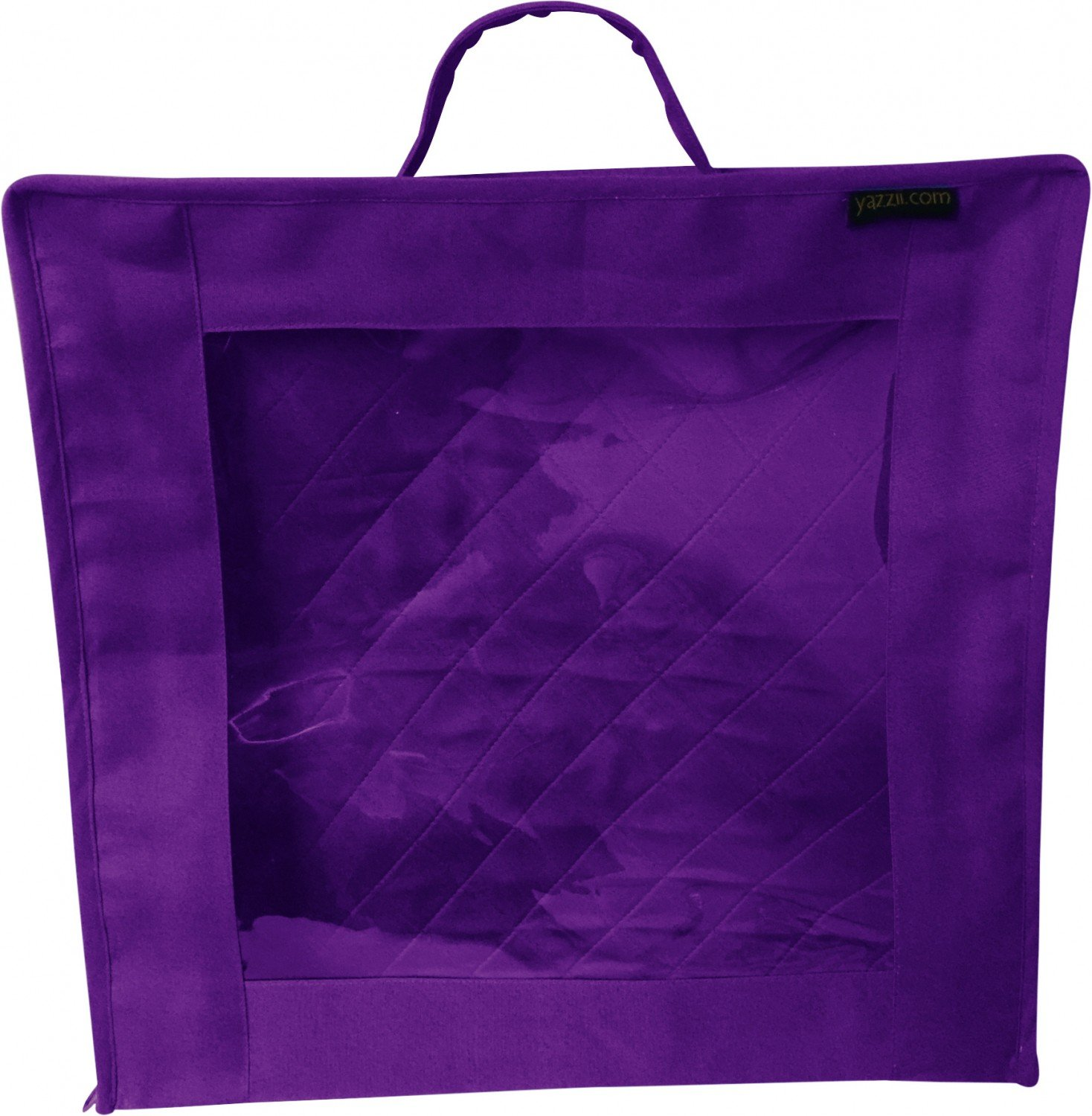 Yazzi Block Showcase Bag Purple