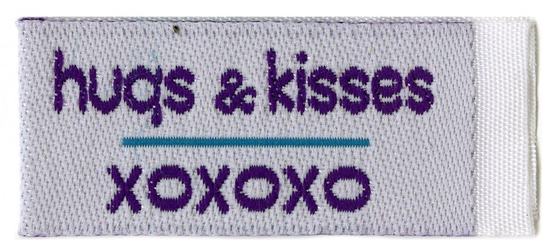 Tag It Labels Hugs & Kisses