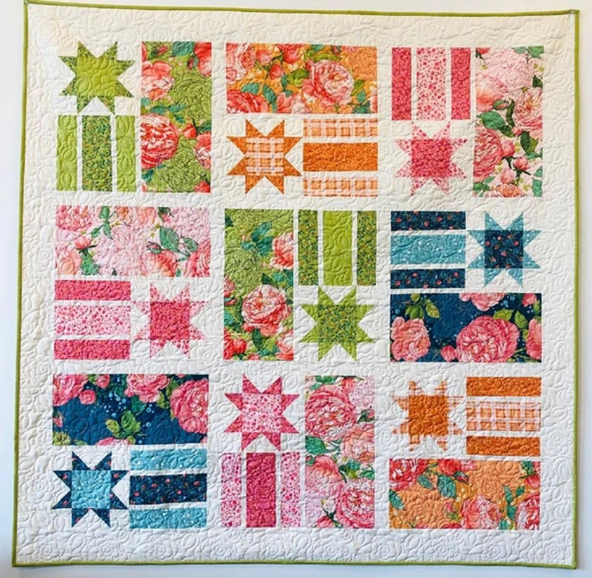 Constance Quilt Kit from Robin Pickens