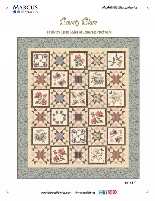 County Clare Quilt Kit