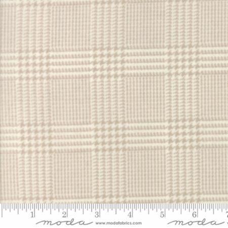 Wool & Needle VI 1253 11F Cream Flannel Primitive Gatherings