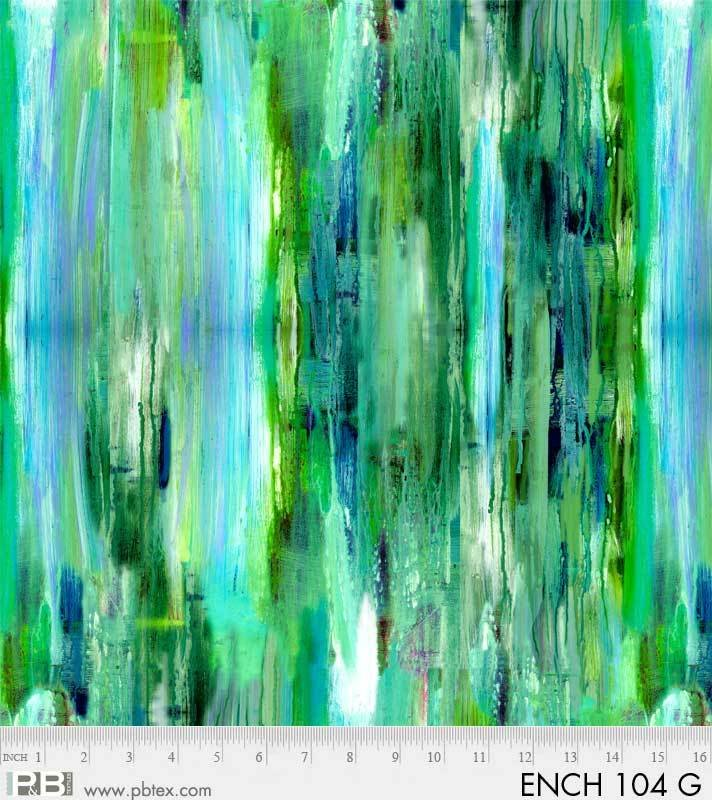 Enchanted Digital 00104-G P&B Textiles