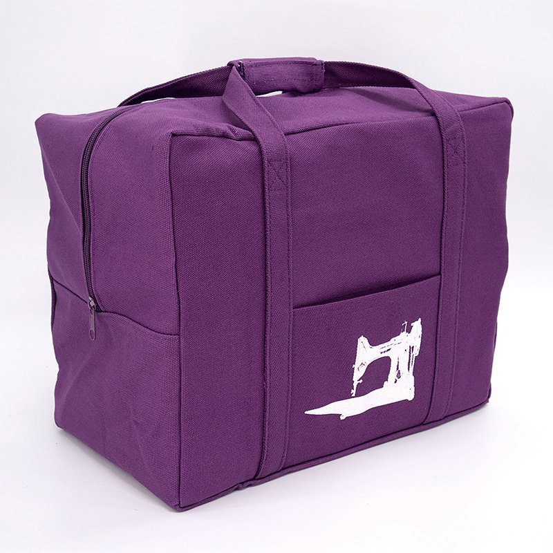Tote for Featherweight Case or Tools & Accessories Purple