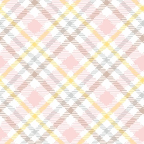 Fluffy Bunny Flannel F6898-2 by Shelly Comiskey for Henry Glass Fabrics