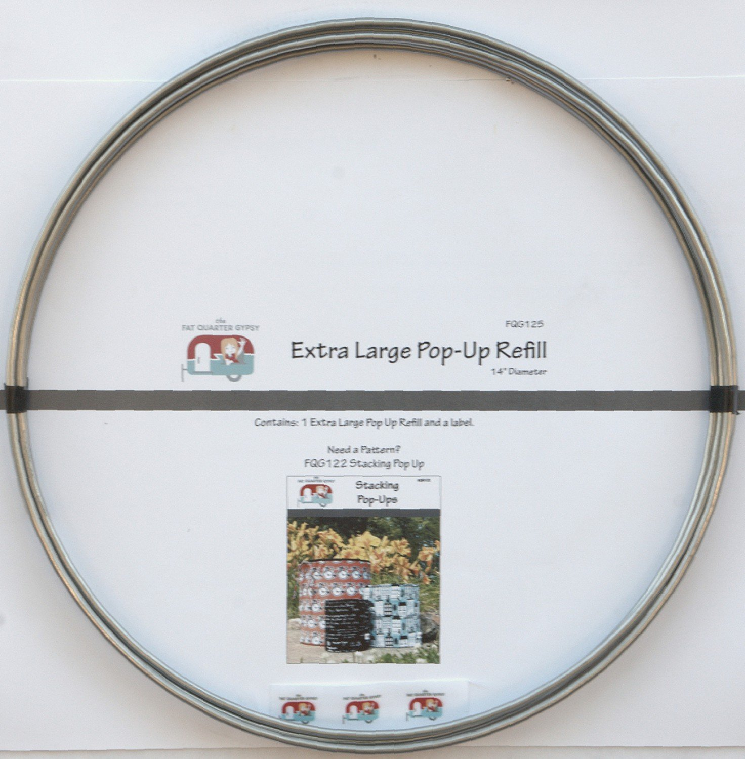 Extra Large Pop-Up Refill Spring