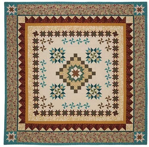 The Golden Age Quilt Complete Pattern Pack