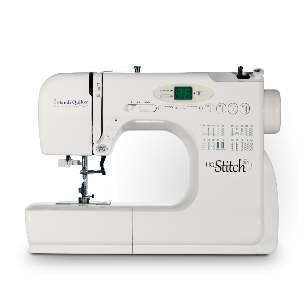 HQ Stitch 210 Domestic Sewing Machine
