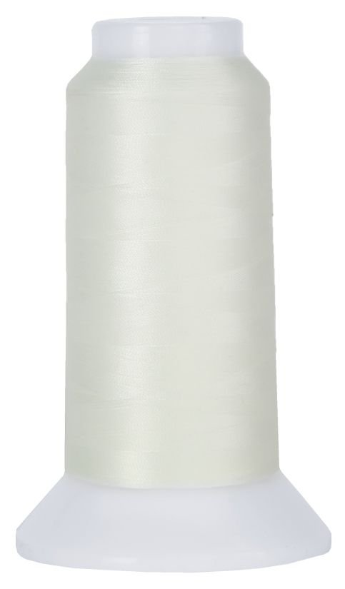 MicroQuilter 7001 Natural White Poly 100 wt 3000 yd Cone