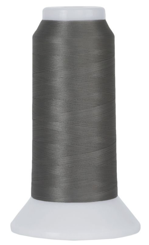 MicroQuilter 7008 Gray Poly 100 wt 3000 yd Cone