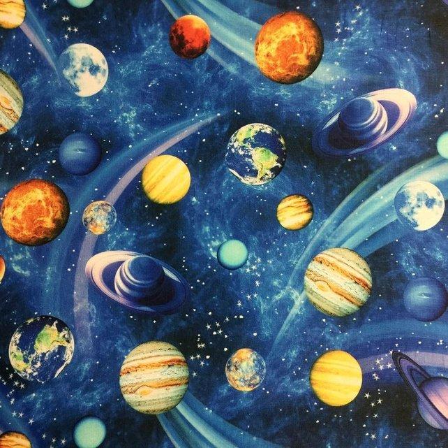 Celestial Planets 08930-99 Multi Kanvas Studios