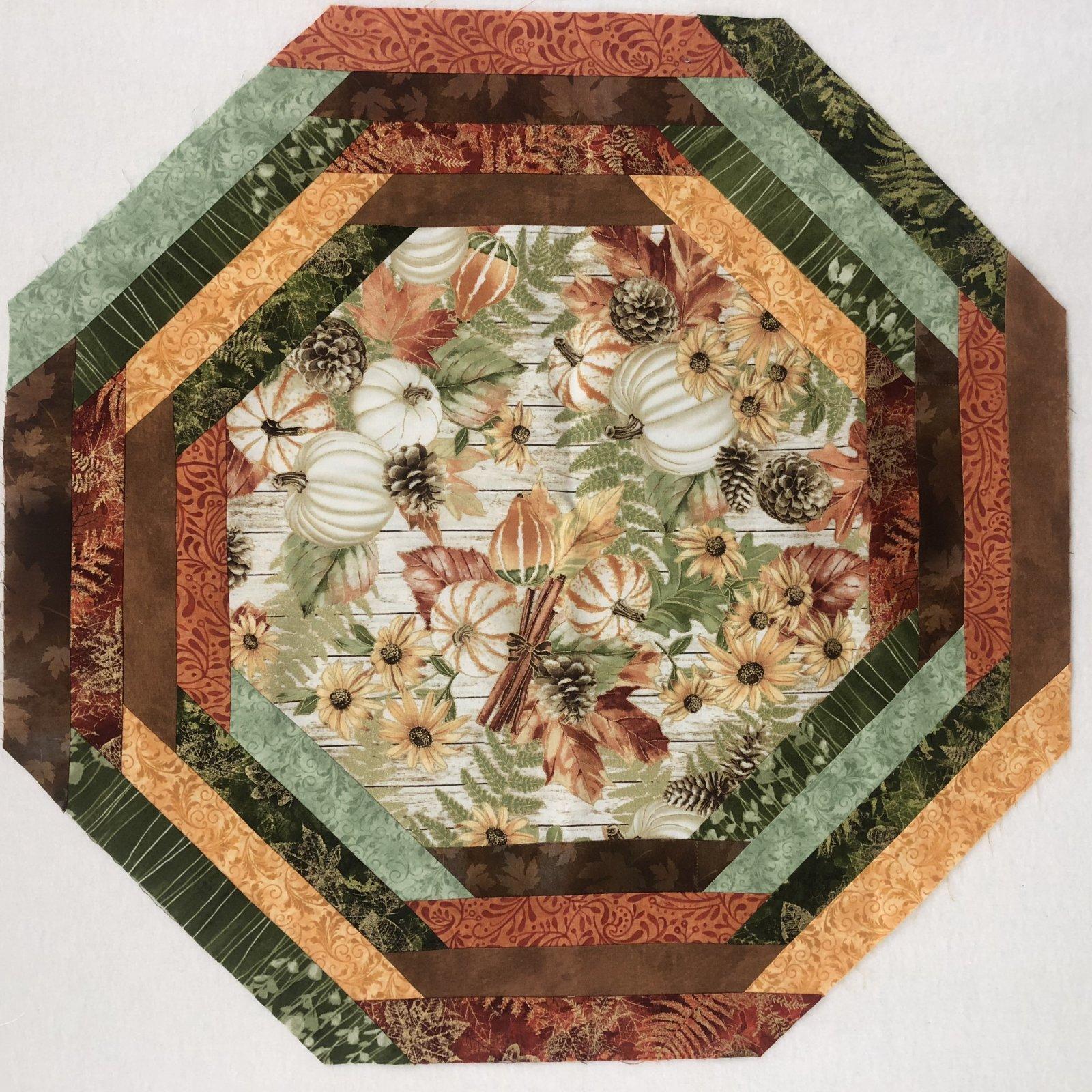 Fall Centerpiece Tablemat Kit