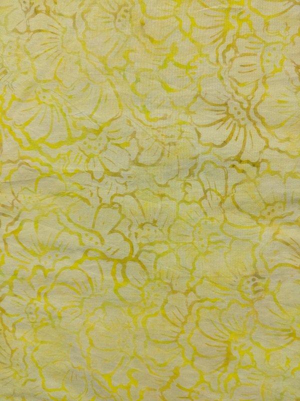 Batik Tonga B-3844 Citron Timeless Treasures