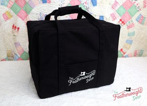 Tote for Featherweight Case or Tools & Accessories Black