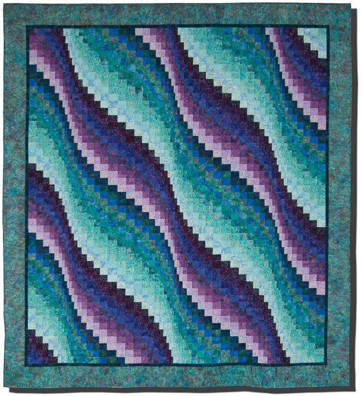 Bargello Quilt Class With Shirley Mandler Fascinating Twisted Bargello Quilt Pattern Free