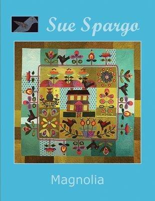 Magnolia book by Sue Spargo