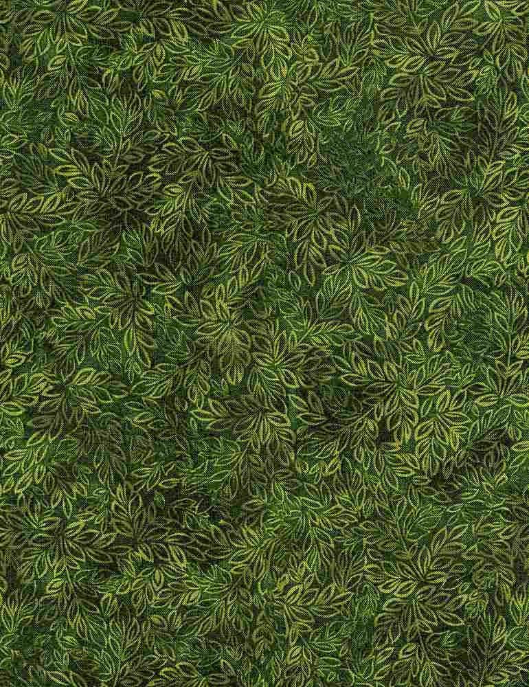 Meadow Basic Blender C8500 Green from Timeless Treasures