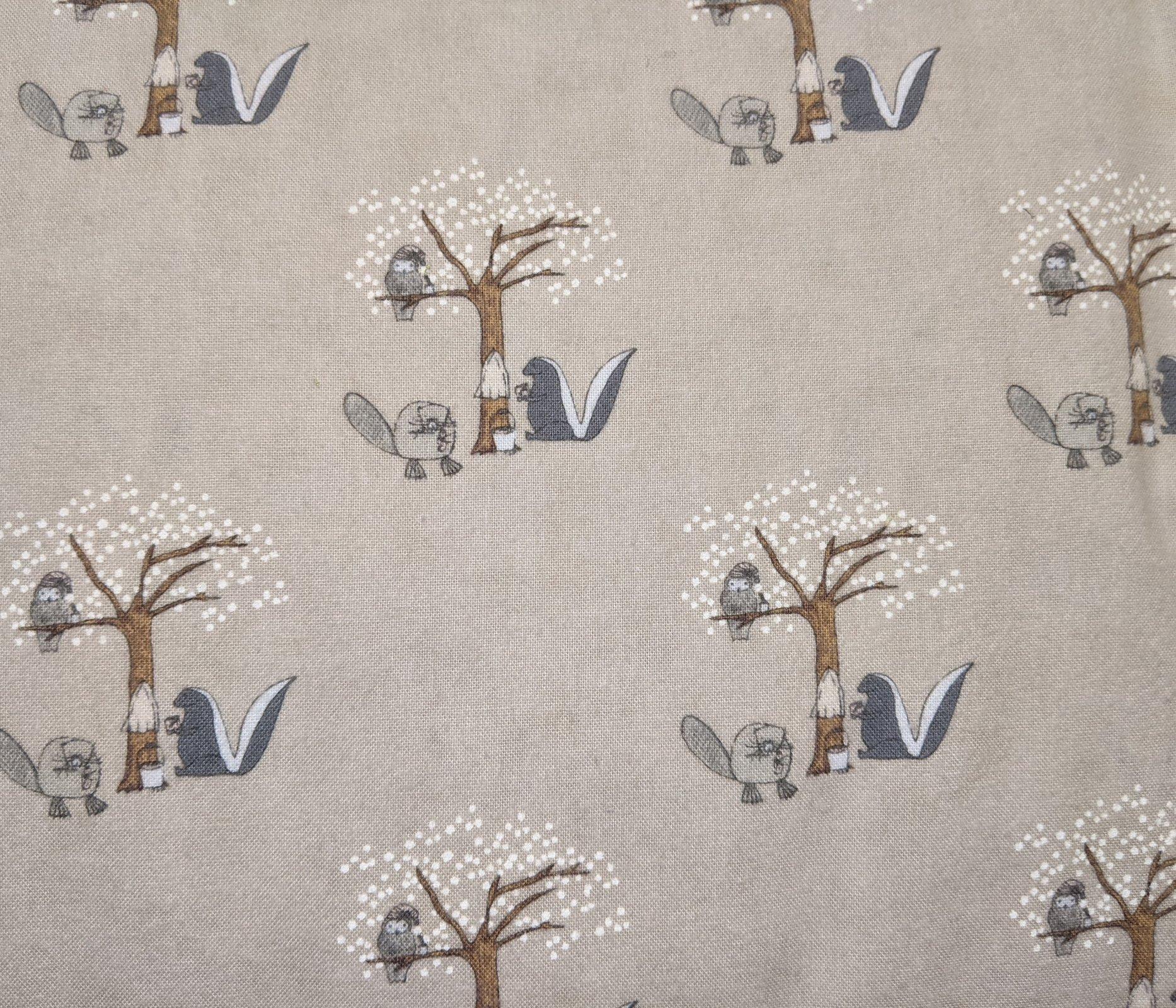 Hushabye Hollow Brushed Cotton 49011-18B by Lydia Nelson