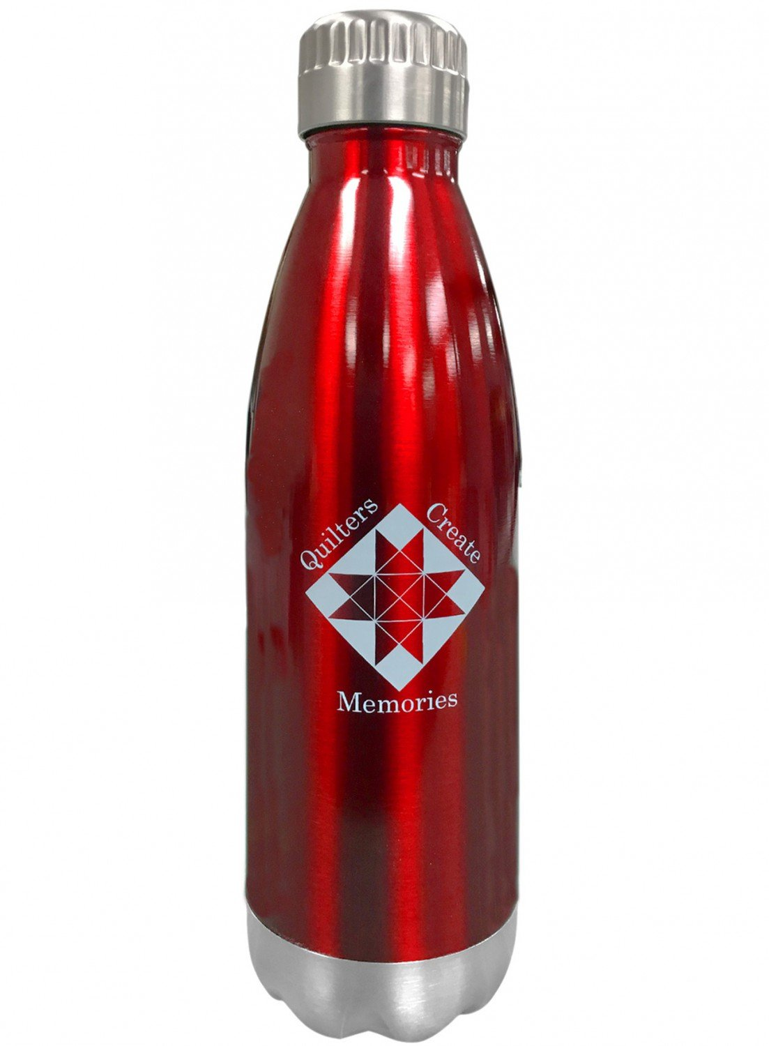 Quilter's Create Memories Sip Stainless Steel Water Bottle