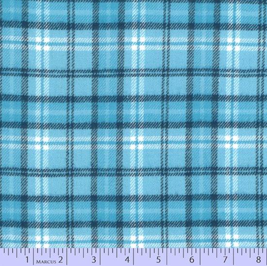 Primo Plaid Flannel U131-0122 by Cindy Staub for Marcus Fabrics