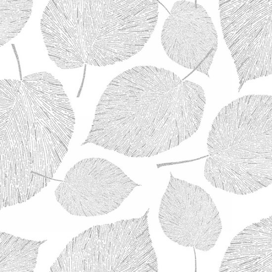 Sparkle and Fade R4566-3S-White-Silver Hoffman Fabrics