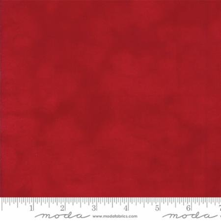 Wool & Needle VI F1040-69 Salsa Flannel Primitive Gatherings