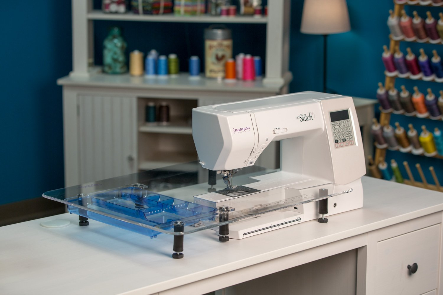 HQ Stitch 710 Extension Table from Sew Steady