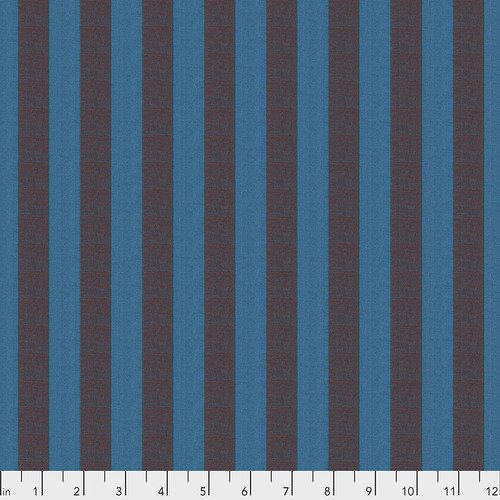 Kaffe Fassett SSGP001.EMBERS New Shot Cotton Wide Stripe from Free Spirit