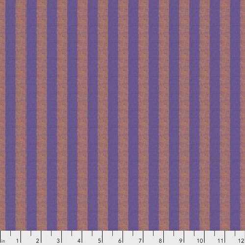 Kaffe Fassett SSGP002.PLASTER New Shot Cotton Narrow Stripe from Free Spirit