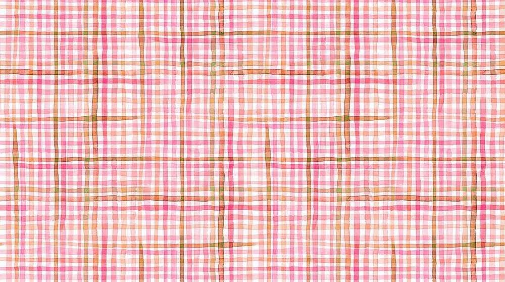 Pardon My French STELLA-DAW1661 Washed Plaid for Dear Stella Fabrics