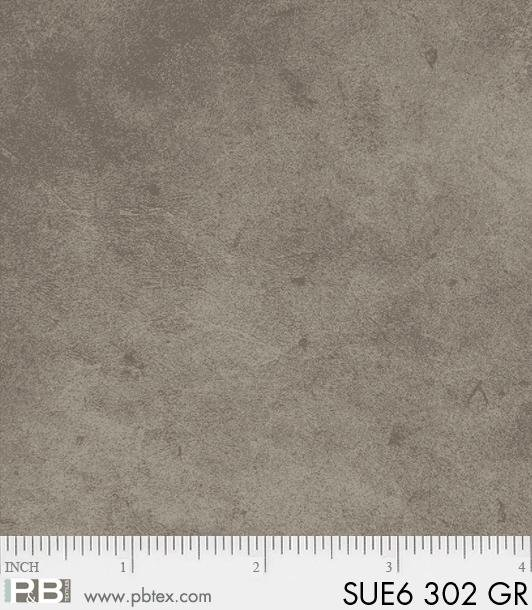 Suede 6 00302-GRX by P&B Textiles