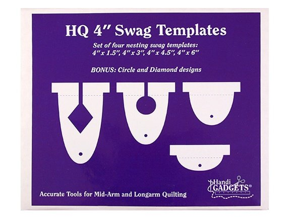 HQ 4 Swag Templates Set of 4