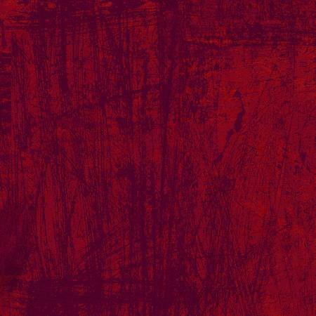 Terra 00247-D Dk Red by Norm Wyatt for P&B Textiles