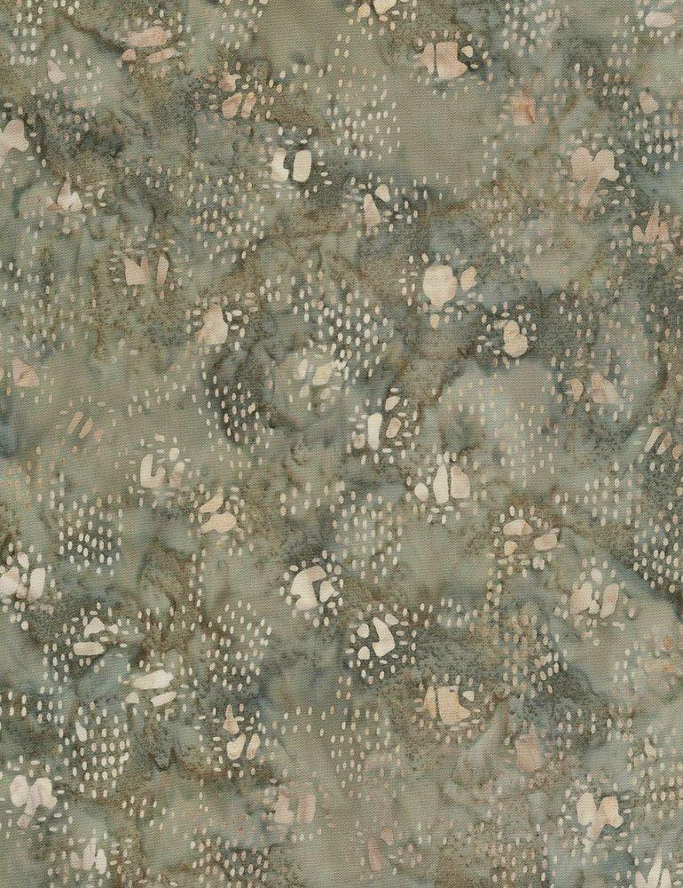 Batik Tonga Pebble B6984 Shadow by Daniela Stout for Timeless Treasures