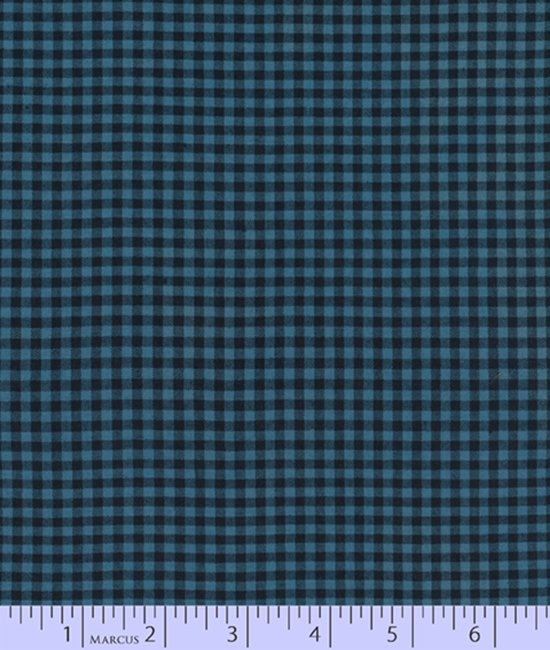 Classic Plaid W2109-Blue Yarn Dyes from Marcus Fabrics