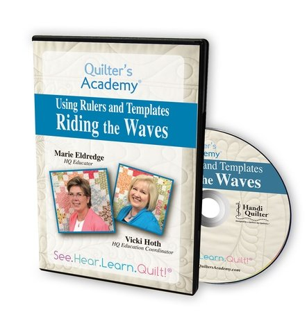 Riding the Waves: Using Handi Gadget's Wave Templates DVD