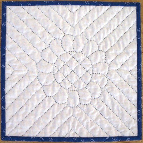 Hand Quilting 101 with Barbara Burnham : hand quilting stitch - Adamdwight.com