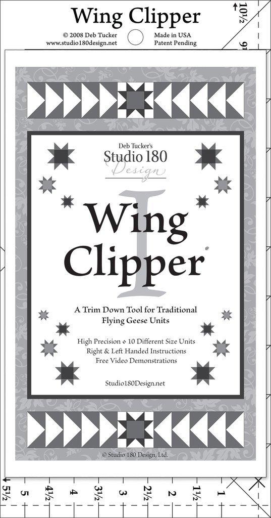 Wing Clipper Studio  Designs