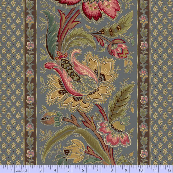 Chatham Row R228480-0550 by Paula Barnes for Marcus Brothers Textiles