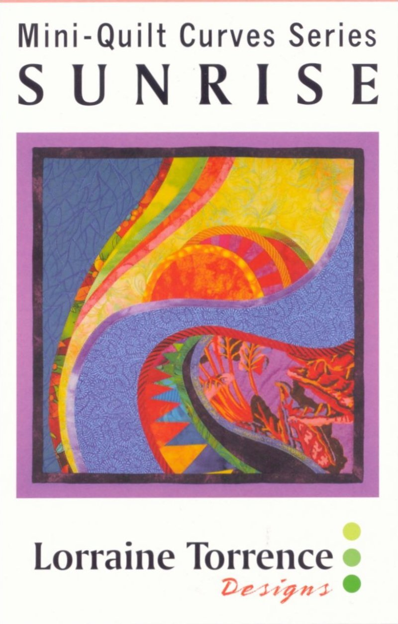 Mini-Quilt Pattern Sunrise