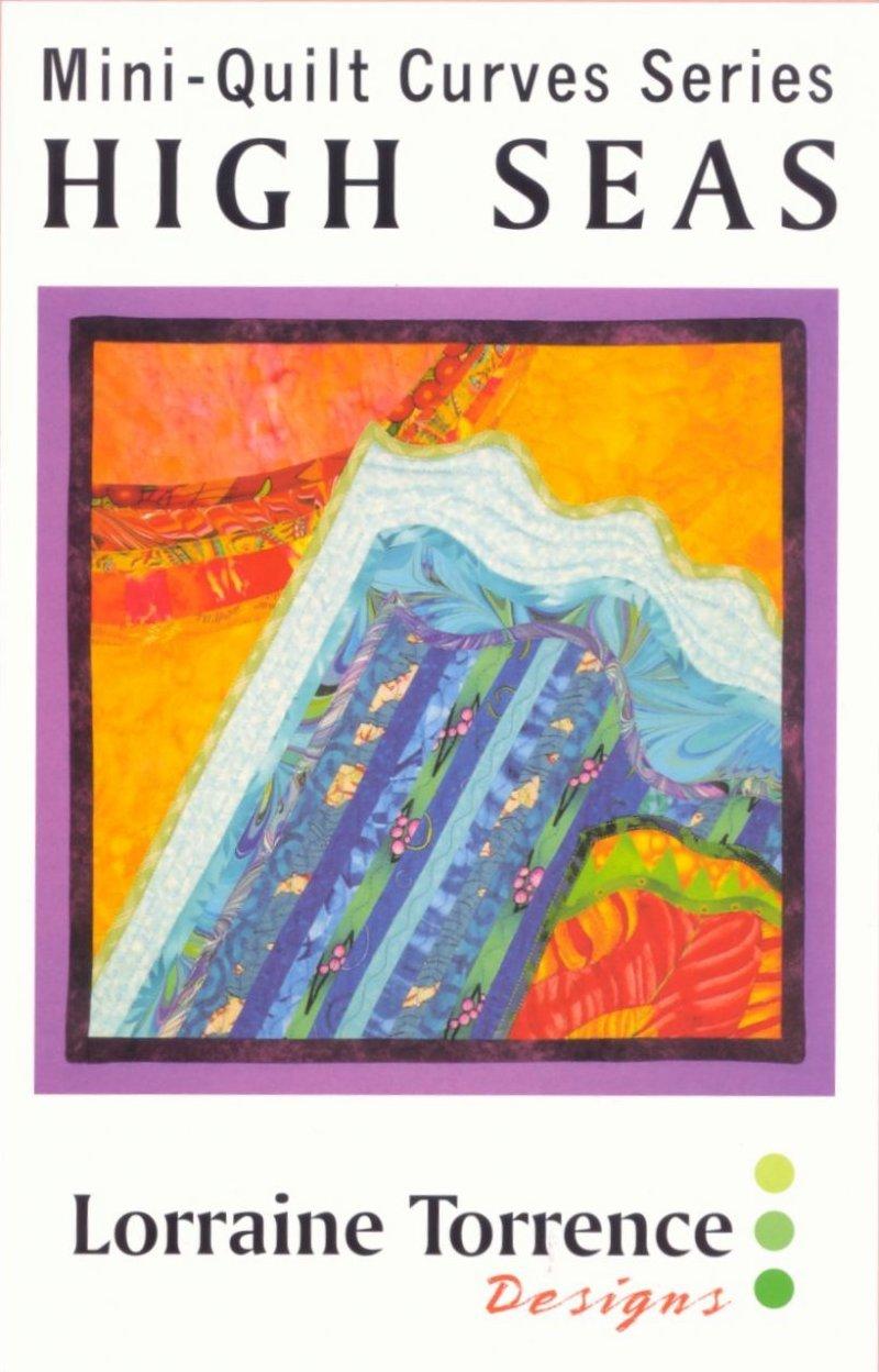 Mini-Quilt Pattern High Seas