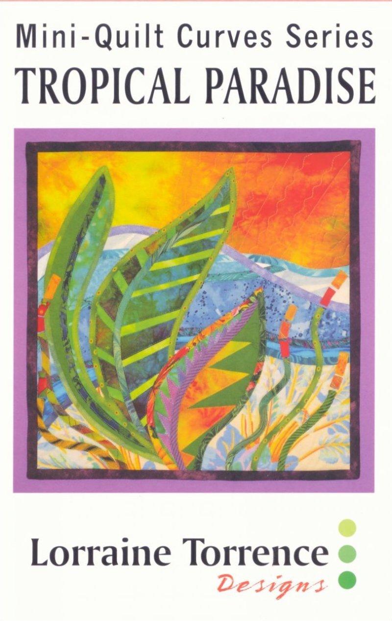Mini-Quilt Pattern Tropical Paradise